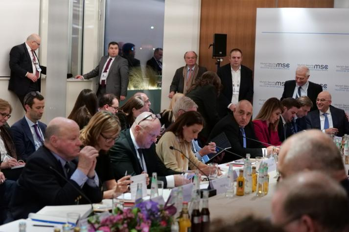Премиерът Борисов: Западните Балкани не са на кръстопът за европейската си перспектива